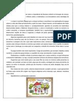 A MATEMÁTICA E AS BRINCADEIRAS COMO ESTRATÉGIA DE TRABALHOMat´