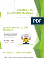 Balanceo de ecuaciones químicas- Diapositivas.pptx