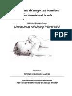 Guia de Movimientos Del Masaje Infantil Para Padres