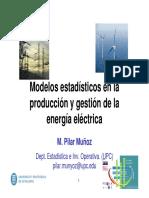 Modelos Estadisticos Mercado Electrio