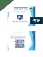 perfiles de facebook UPLA