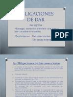 OBLIGACIONES  DE DAR.pptx