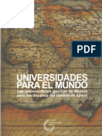 Universidades Para El Mundo