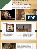 Elaboracion Del Whisky