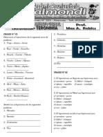Hiperonimos PDF
