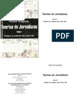 Teoria do Jornalismo vol. 1 nelson traquina