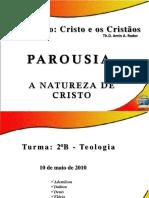 Parousia - artigo Amim Rodor.ppt