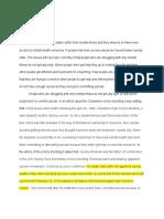 argumentative essay p