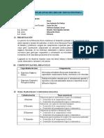 PLAN CURRICULAR ANUAL DEL ÁREA DE  EDUCACIÓN FÍSICA.doc
