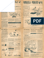 Potrillo Público, Revista Telecómicos 1966