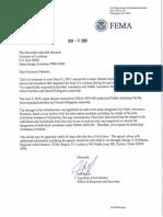 Non-Designated Denial Letter