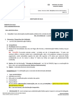 Resumo - Direito Administrativo - Aula 03 - Atos Administrativos - Prof. Patricia Carla