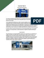 Tipo de Licencias Comerciales en Panamá