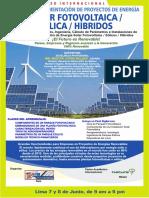 Proyecto Solar Fotovoltaica