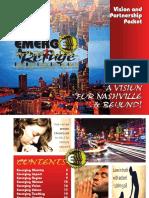 Emerge Spiritual Refuge of Greater Nashville - Vision Packet