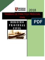 TRABAJO   DESARROLLADO DE PRACTICA PROCESAL CIVIL.doc