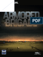 Armored Brigade Manual eBook