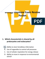 Biology Keystone Exam Review