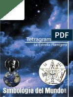 Simbolo Sagrado Tetragrammaton
