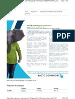 Finzanzas Internacionales Politecnico Gran Colombiano