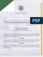 Presidente (E) de la República, .@jguaido decreta extensión de los pasaportes por cinco años después de su vencimiento
