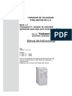Yaskawa l7 Manual