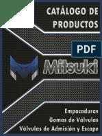 Catalogo Mitsuki