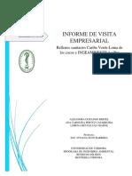 Informe Práctica Relleno Residuos Sólidos