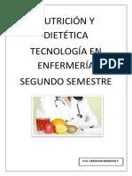 Nutrición y Dietética Enfermeria