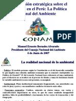Manuel Bernales Politica Nacional Del Ambiente (1)