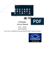 Noblex 50ld876di Main Rsag7.820.5725 Service Manual y Fuente Hll-4855wa - Rsag7.820.6289