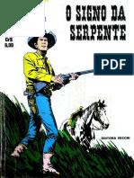 Tex - Nº 01 - O Signo da Serpente - 2ª Edição