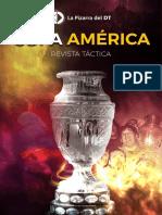 Revista táctica de la Copa América 2019