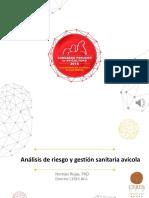 1.- HERNAN ROJAS - Análisis de riesgo y bioseguridad aves .pdf