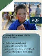 Vacunas e Inmunizaciones1