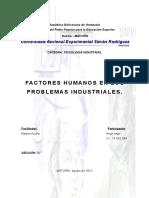 Ensayo de Psicologia Industrial