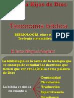bibliología 2