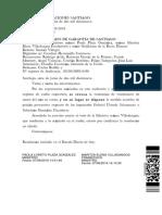 Corte de Apelaciones - Gabriel Urenda
