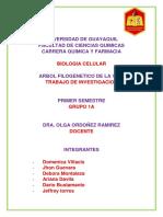 Taxonomía biologia