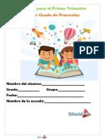 Evaluacion-3° preescolar