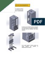Diseño 3d - Estructura de Estacionamiento Vertical