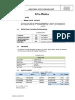 Ficha Tecnica Chapo Alto
