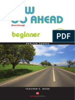 New Go Ahead Beginner PDF Teacher's book