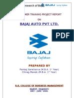 Bajaj Project - 2000