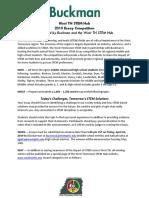 2019 Buckman West TN STEM Essay Prompt