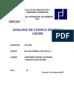 Informe Del Rio La Leche Defensa Ribereña
