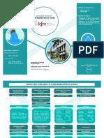TripTico - Diplomado en Contaminación de Aguas - U. de Chile 2018