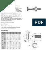 Perno Para Estructura Astm a325