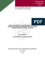 Talavera_lm Centro de Convensiones