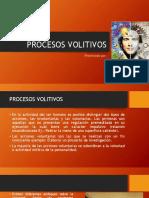 PROCESOS VOLITIVOS